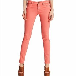 🎉🥳 HP! Free People Stretch Ankle Skinny Coral